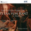 Gerald Barry - The Bitter Tears of Petra Von Kant
