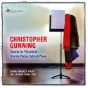 Christopher Gunning - composer - Piano Sonata | Piano Trio